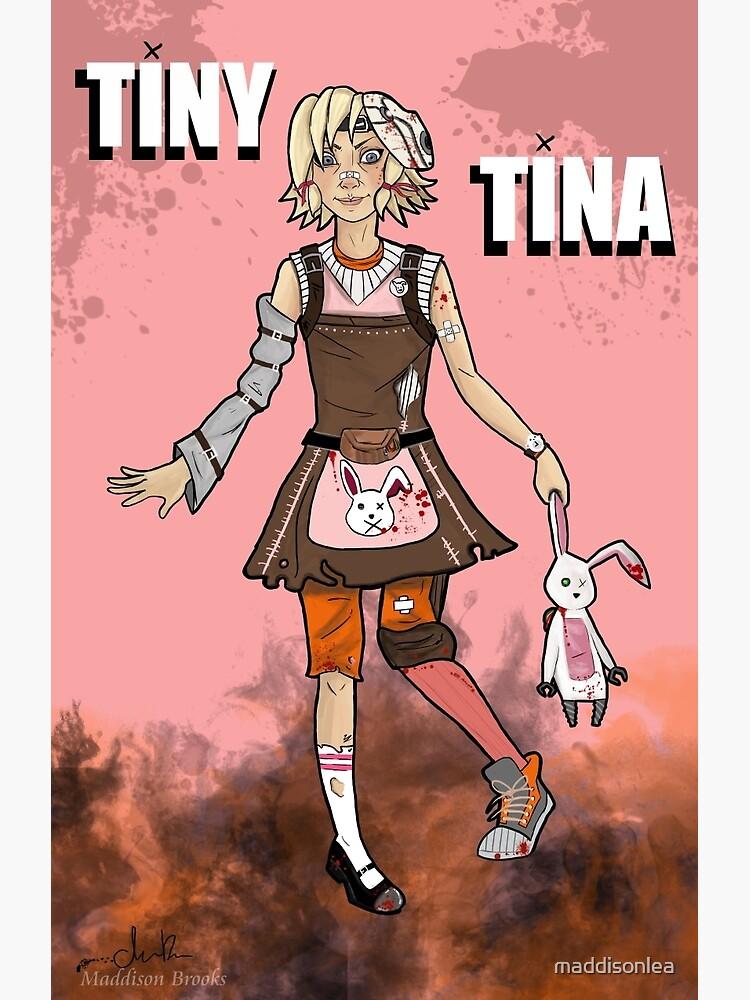 Tiny Tina by maddisonlea