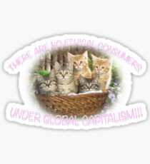CATpitalism Sticker