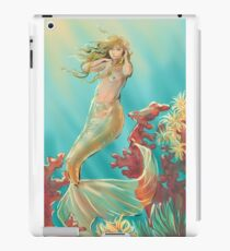 Mermaid Krista iPad Case/Skin