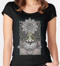 Blend Women's Fitted Scoop T-Shirt