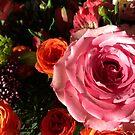 Floral Bouquet by Caren