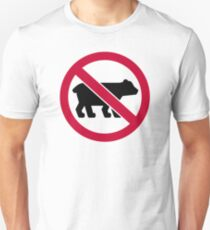 No bears T-Shirt