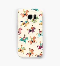 10 Lords-a-Leaping Samsung Galaxy Case/Skin