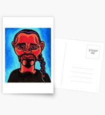Gustavo Postcards