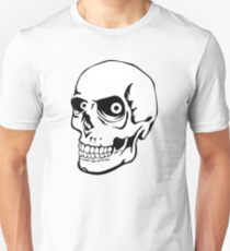 Skull - Stylized - teeth in great condition. T-Shirt