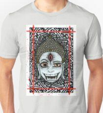 Third Eye Buddha Unisex T-Shirt