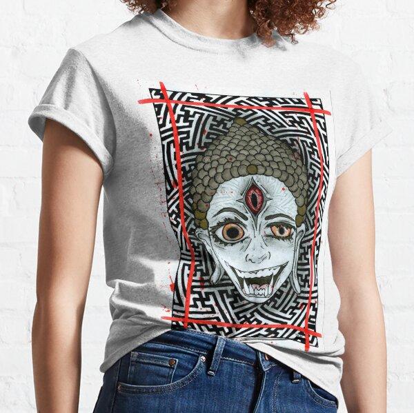 Third Eye Buddha Classic T-Shirt