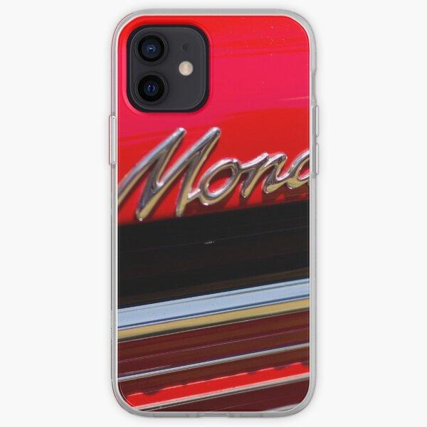 Holden Monaro GTS coupe boot iPhone Soft Case