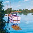Scotty's Boat by Cary McAulay