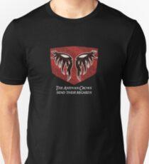 The Crows Send Their Regards T-Shirt