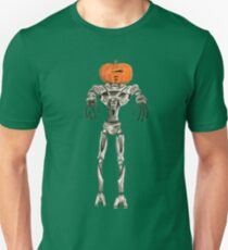 Halloween Cylon: Pumpkinhead T-Shirt