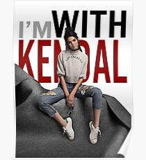 With Kendal Poster
