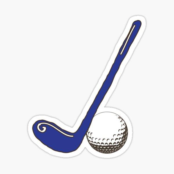 golf. golf ball Sticker