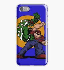 The Eternal Battle iPhone Case/Skin