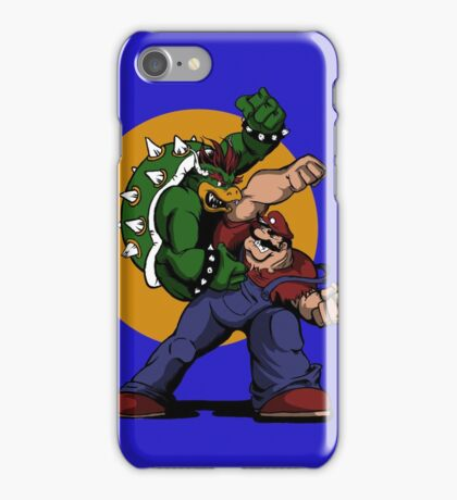 The Eternal Battle iPhone Case/Skin