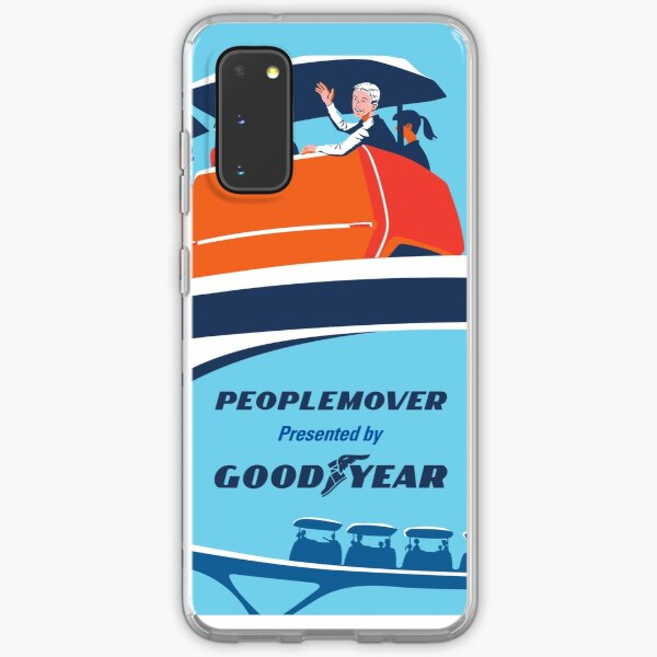 Peoplemover Graphic Samsung Galaxy Soft Case