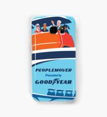 Peoplemover Graphic Samsung Galaxy Case/Skin