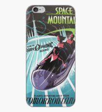 Space Mounain iPhone Case