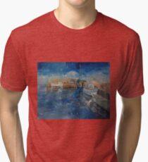 Hafen von Abbekas Vintage T-Shirt