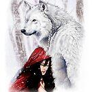 Red Hood by IonAnderArt