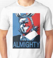 My Hero Academia - Almighty Unisex T-Shirt