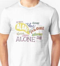 Squidward's Alone Unisex T-Shirt
