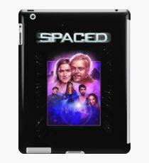 Spaced TV Show Artwork iPad Case/Skin