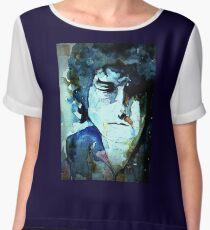 Bob Dylan Chiffon Top