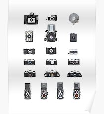 Cameras Collection Poster