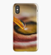 Love Begins at Touch iPhone Case/Skin