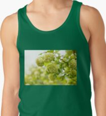 Viburnum opulus Roseum flowers Tank Top