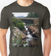 Whitefish Falls  T-Shirt
