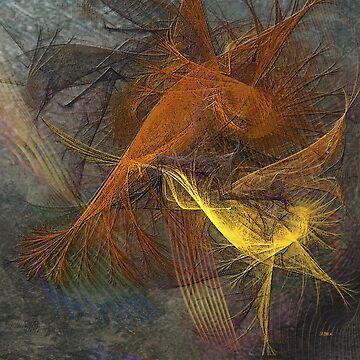Taking Flight (Square Version) - By John Robert Beck by studiobprints