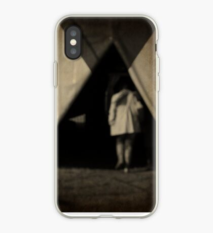 Enter... if you dare iPhone Case
