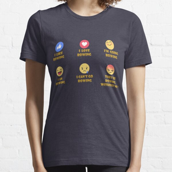 My Rowing Moods Essential T-Shirt