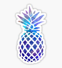 Space Pineapple Sticker