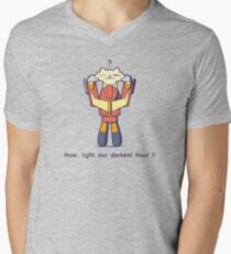 Transformers Rodimus Men's V-Neck T-Shirt