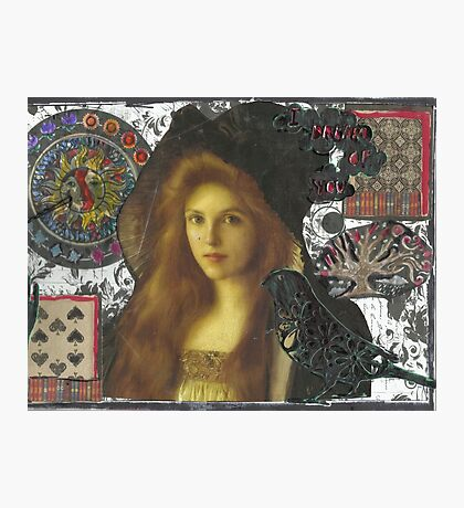 The Wise Woman Photographic Print