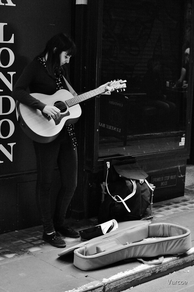 London by Jeanette Varcoe.