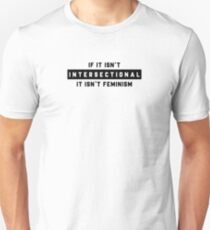 INTERSECTIONAL #1 Unisex T-Shirt