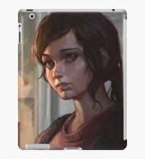 Ellie, The Last of US iPad Case/Skin