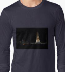 Lunar Eclipse - Perth, Western Australia Long Sleeve T-Shirt
