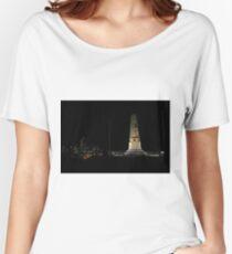 Lunar Eclipse - Perth, Western Australia Women's Relaxed Fit T-Shirt