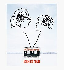 The End of the Tour Photographic Print