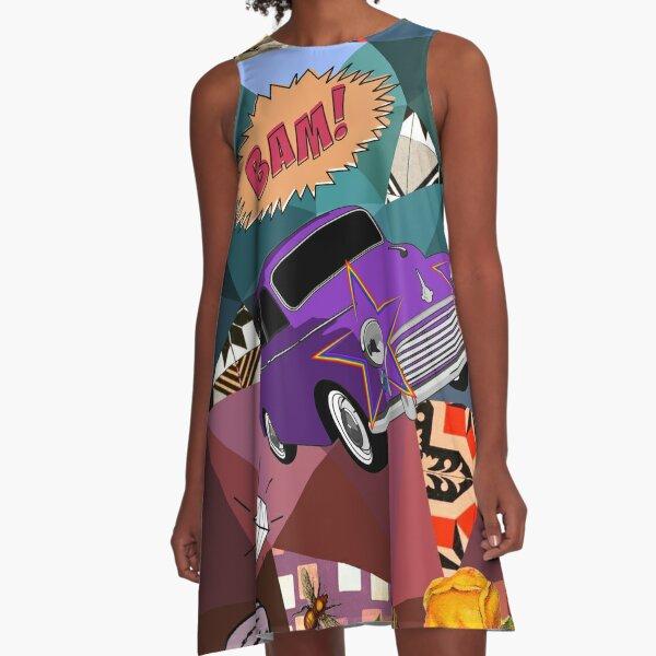 BAM!  A-Line Dress
