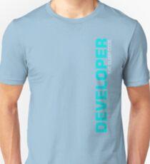 Eat Sleep Code Repeat Developer Programmer T-Shirt