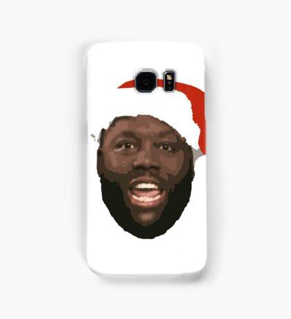 Killer Santa Mike Samsung Galaxy Case/Skin