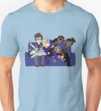 Team Tenth Doctor! T-Shirt
