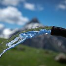 small fountain by paolo amiotti
