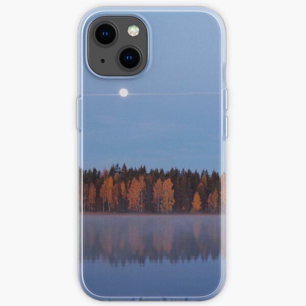 Smoke on the water iPhone Soft Case